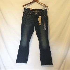 Levi's 415 Relaxed Boot Cut Jeans